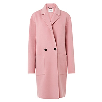 Eden Double Faced Wool Coat