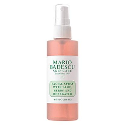 Mario Badescu Aloe, Herbs, and Rosewater Facial Spray