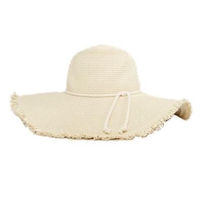 Tassel Trilby Hat