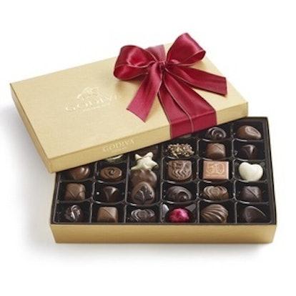 Chocolatier 36 Piece Holiday Ballotin