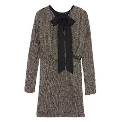 Elise Beaded Mini Dress