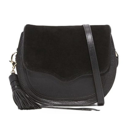 Large Suki Saddle Bag