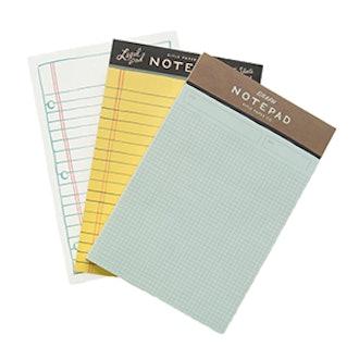Serious Business Notepad Set