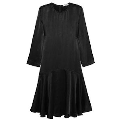 Sanders Satin Dress