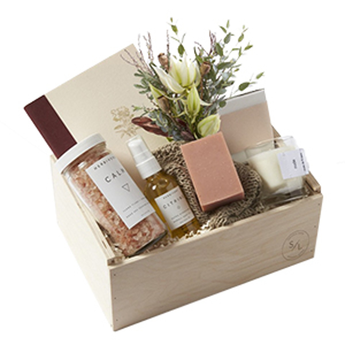 Staycation Relaxation Gift Box