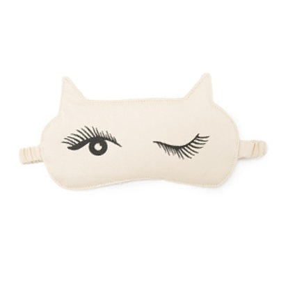 Kitten Nap Eye Mask