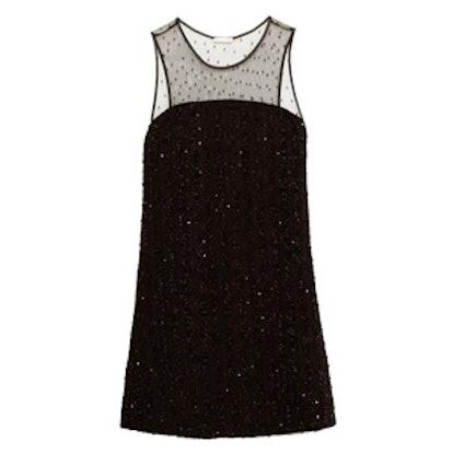 Plumetis Dress
