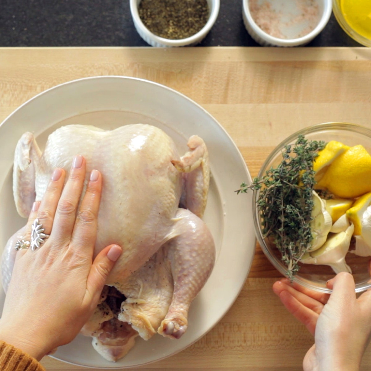 Things To Know By 30: How To Roast A Chicken