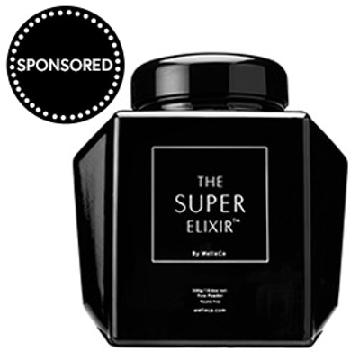The SUPER ELIXIR Alkalising Greens 300g Caddy