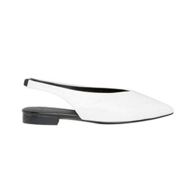 Slingback Pointed Ballet Flats