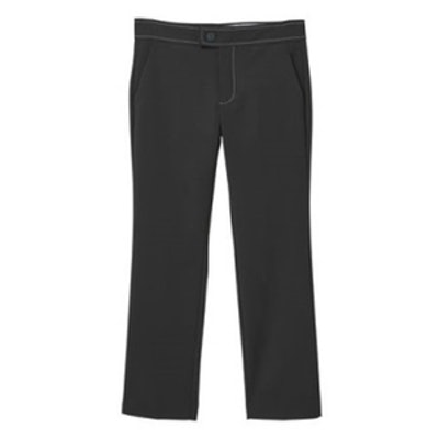 Stitched Detail Trousers