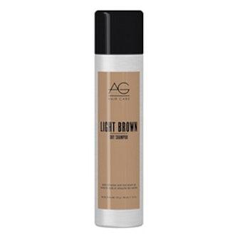 Light Brown Dry Shampoo