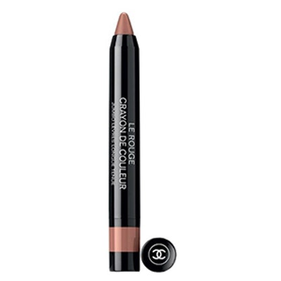 Chanel Le Rouge Crayon De Couleur Jumbo Longwear Lip Crayon in Nude