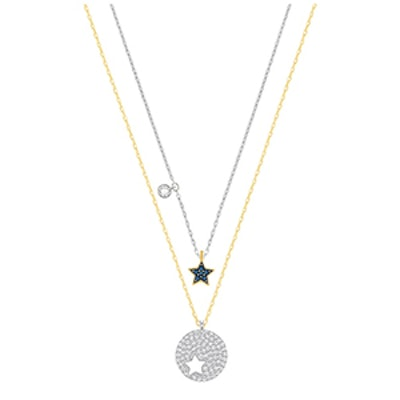 Crystal Wishes Star Pendant Set
