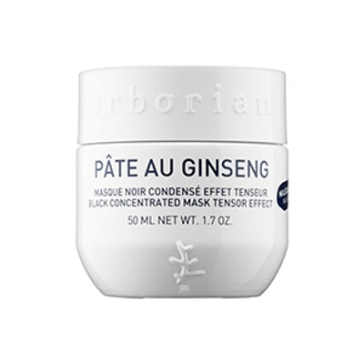 Pâte au Ginseng Black Concentrated Mask