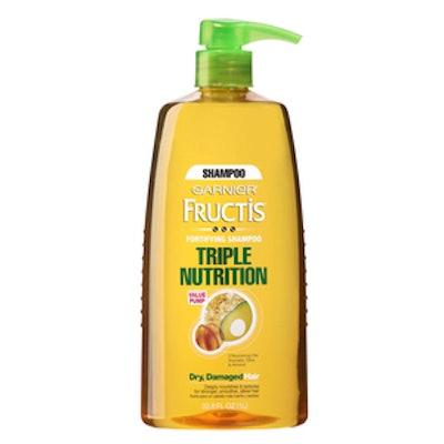 Triple Nutrition Fortifying Shampoo