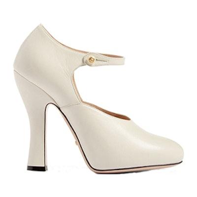 Lesley Ankle Strap Pump