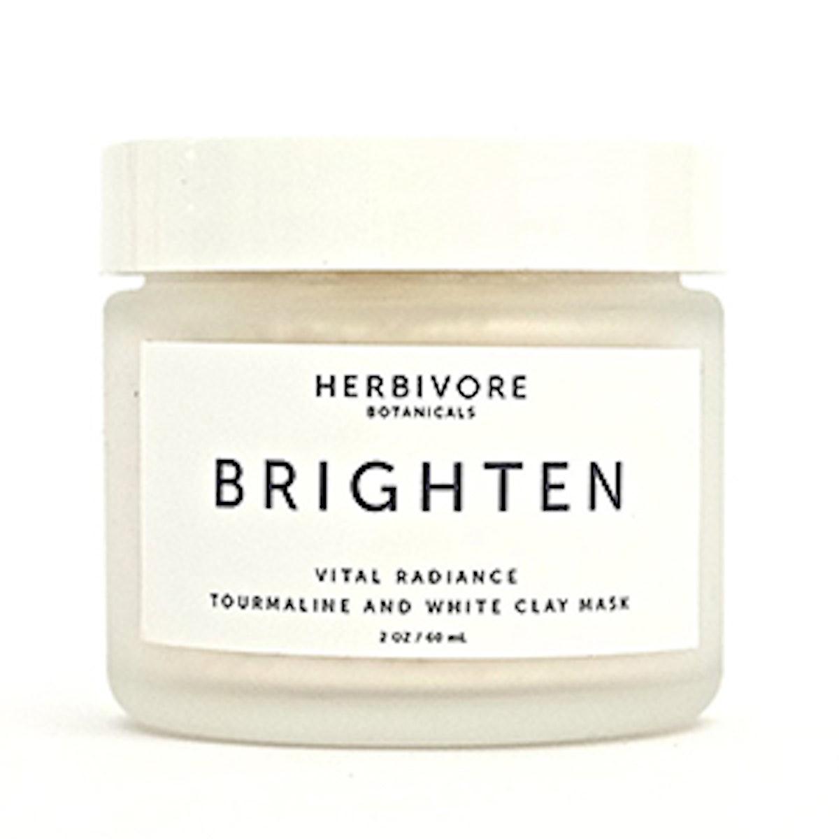 Brighten White Clay Mask