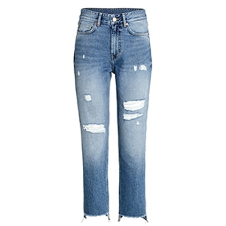 Straight Regular Relaxed Jeans