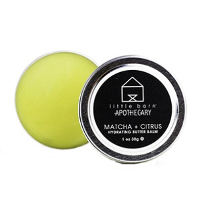 Matcha + Citrus Hydrating Butter Balm