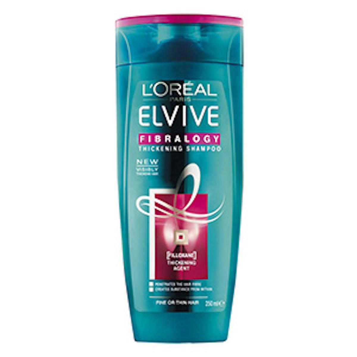L'Oreal Paris Elvive Fibralogy Thickening Shampoo