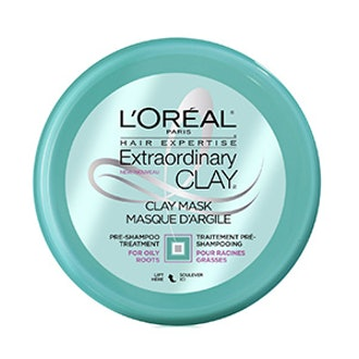Hair Expertise Extraordinary Clay Pre-Shampoo Treatment Mask