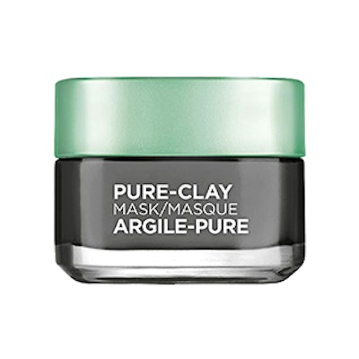 Pure-Clay Mask Detox and Brighten