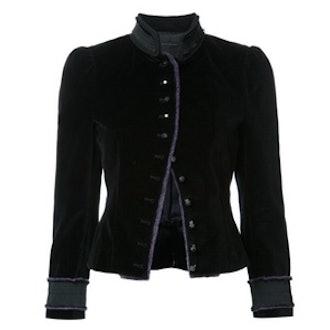 Velvet Victorian Jacket