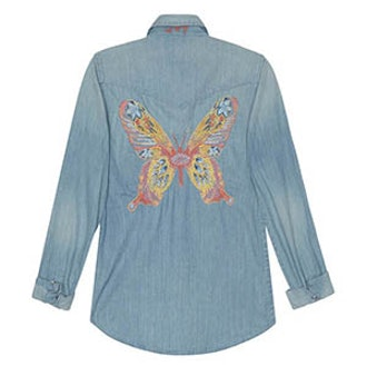 Joy Denim Shirt