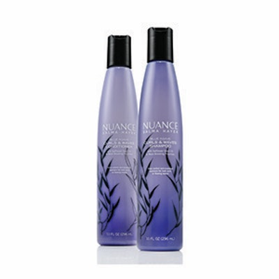 Nuance Blue Agave Curls And Waves Shampoo