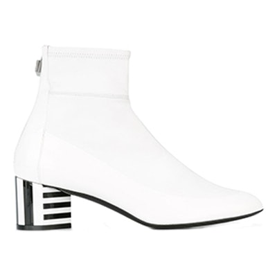 Illusion Ankle Boots