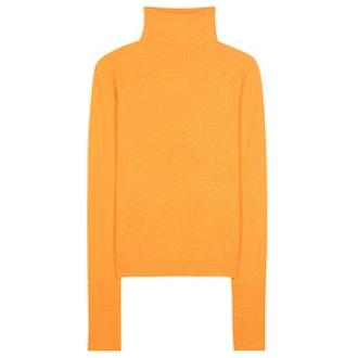 Alpaca And Cashmere Turtleneck Sweater
