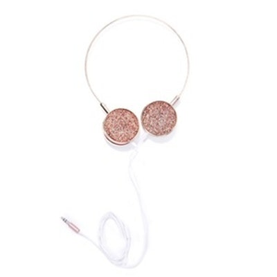 Heart Is In The Pyrite Place Headphones