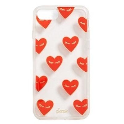 Fancy Heart iPhone Case
