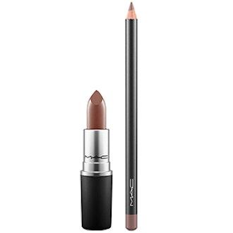 Stone Lip Pencil & Lipstick Duo
