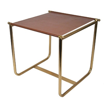 Equestrian Side Table