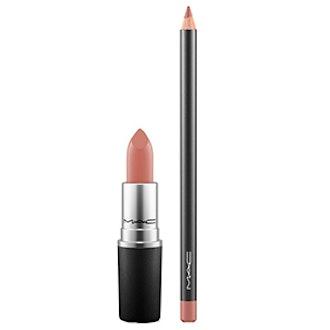 Velvet Teddy Lip Pencil & Lipstick Duo
