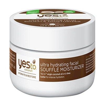 Coconut Ultra Hydrating Facial Souffle Moisturizer