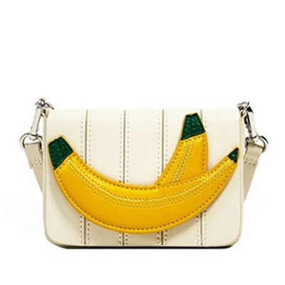 Mini Banana Cross-Body Bag