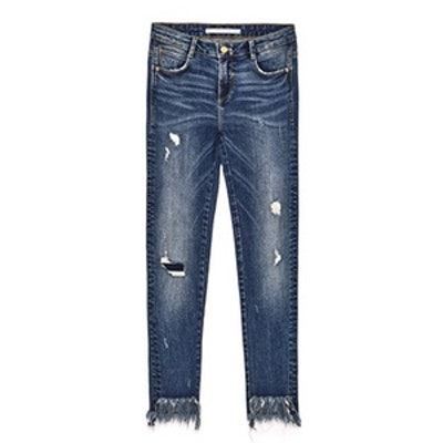 Damages Power Stretch Jeans