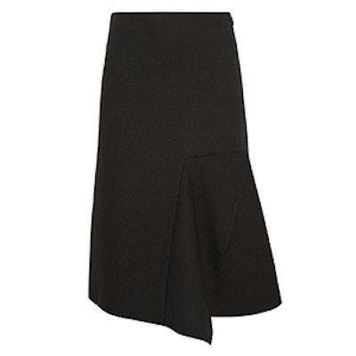 Peril Matt Piqué Skirt