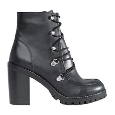Eisha Leather Hiker Boots