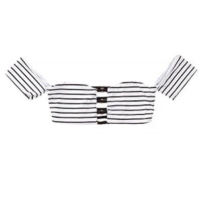 Fine Lines Crop Bikini