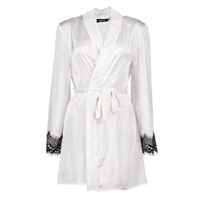 Alice Lace Sleeve Kimono Robe