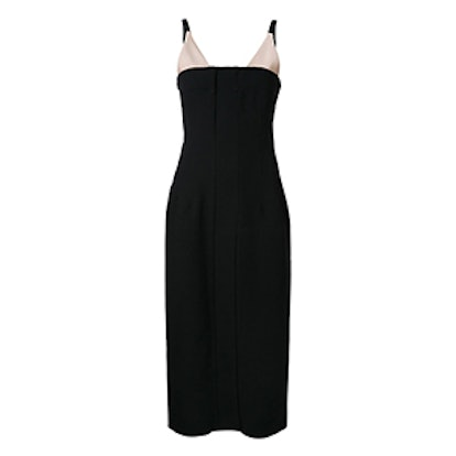 Ribbed Inner Contour Dress