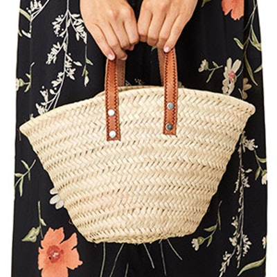 Petite French Market Basket