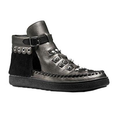 Roccasin Cut Out Sneaker