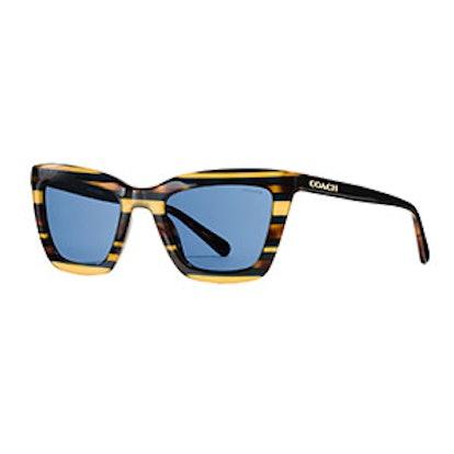Varsity Rectangle Sunglasses
