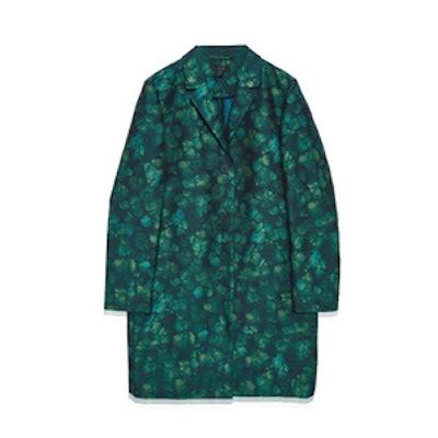 Tailored Jacquard Coat