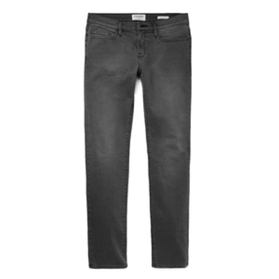 L'Homme Slim-Fit Stretch-Denim Jeans